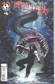 The Darkness #5 Cover B Sejic (2008) Top Cow comic book